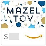 Amazon eGift Card - Mazel Tov Confetti