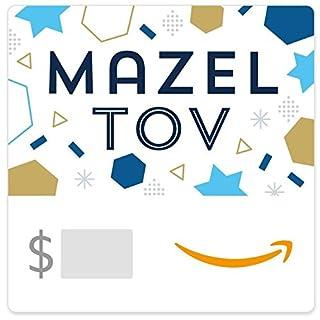 Amazon eGift Card - Mazel Tov Confetti (B076XF2BP2) | Amazon price tracker / tracking, Amazon price history charts, Amazon price watches, Amazon price drop alerts