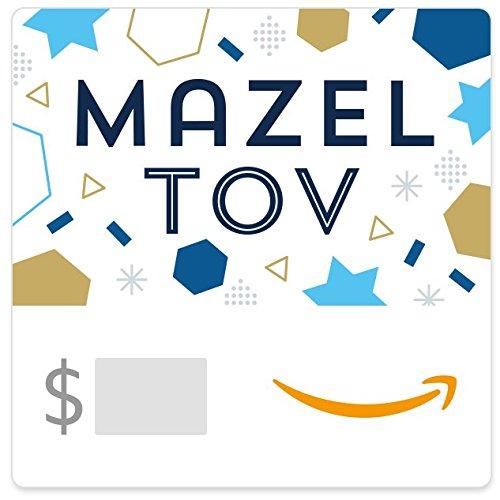 Amazon eGift Card - Mazel Tov ()