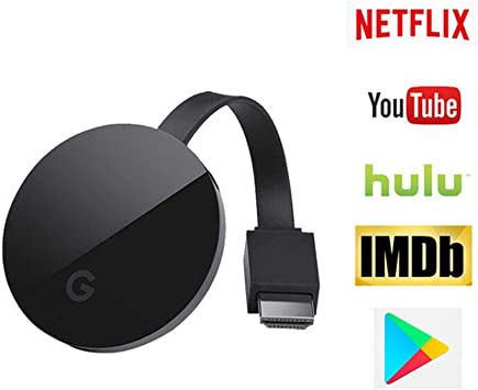 Wireless Wifi pantalla Dongle receptor G5 1080P HD TV Stick para ggoogle cromo Caste duplicación para Google Chrome Home Android IOS: Amazon.es: Electrónica