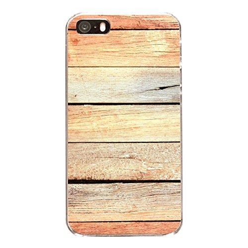 """Disagu Design Case Coque pour Apple iPhone 5s Housse etui coque pochette """"Holz No.4"""""""
