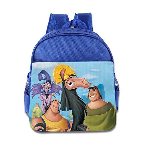 The Emperor New Groove Kids School Backpack Bag