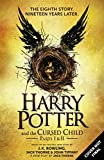 Harry Potter and the Cursed Child - Parts I & II (Special Rehearsal Edition): The Official Script Book of the Original West End Production (kindle edition)