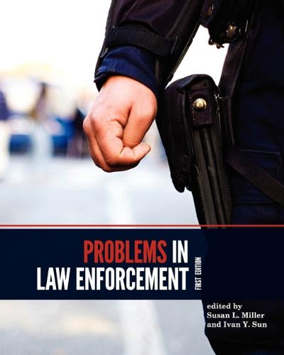 Problems of Law Enforcement
