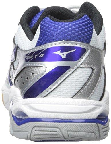 Mizuno Wave Bolt 4 Fibra sintética Zapatos Deportivos