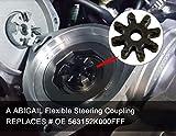 Flexible Steering Coupling Steering Column Motor