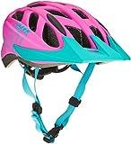 Lazer Skoot Children J1Bicycle Helmet, Children's, FA003716049, Purple/Turquoise, One Size