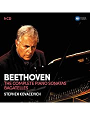 Beethoven: The 32 Piano Sonatas Bagatelles