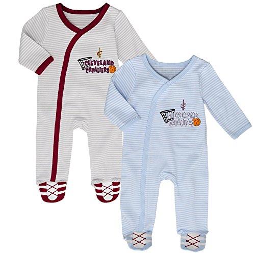 OuterStuff NBA Cleveland Cavaliers Newborn
