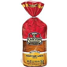 CANYON BAKEHOUSE Mountain White Gluten-Free Bread - Case of 6 Loaves