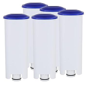 SCANPART Wasserfilter Patrone wie DeLonghi  DLS C002 Filterkartusche 4er Pack
