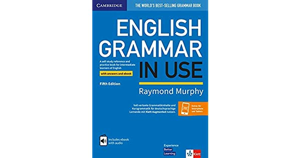 English Grammar in Use Book with Answers and eBook and