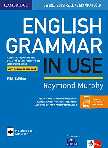 English Grammar in Use. Book with answers and interactive ebook. Fifth Edition por Raymond Murphy