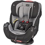 Evenflo Platinum Symphony Elite All-In-One Car Seat, Ashland Gray
