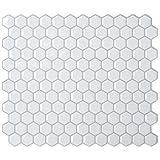 Smart Tiles Hexago 3D Gel-Otm Carrelage Adhésif
