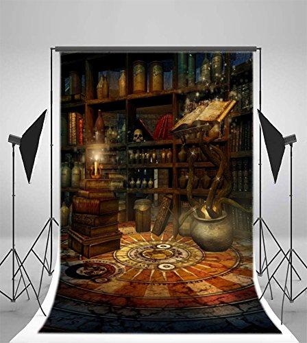 Laeacco 3x5ft Vinyl Backdrop Photography Fantasy Room Magic