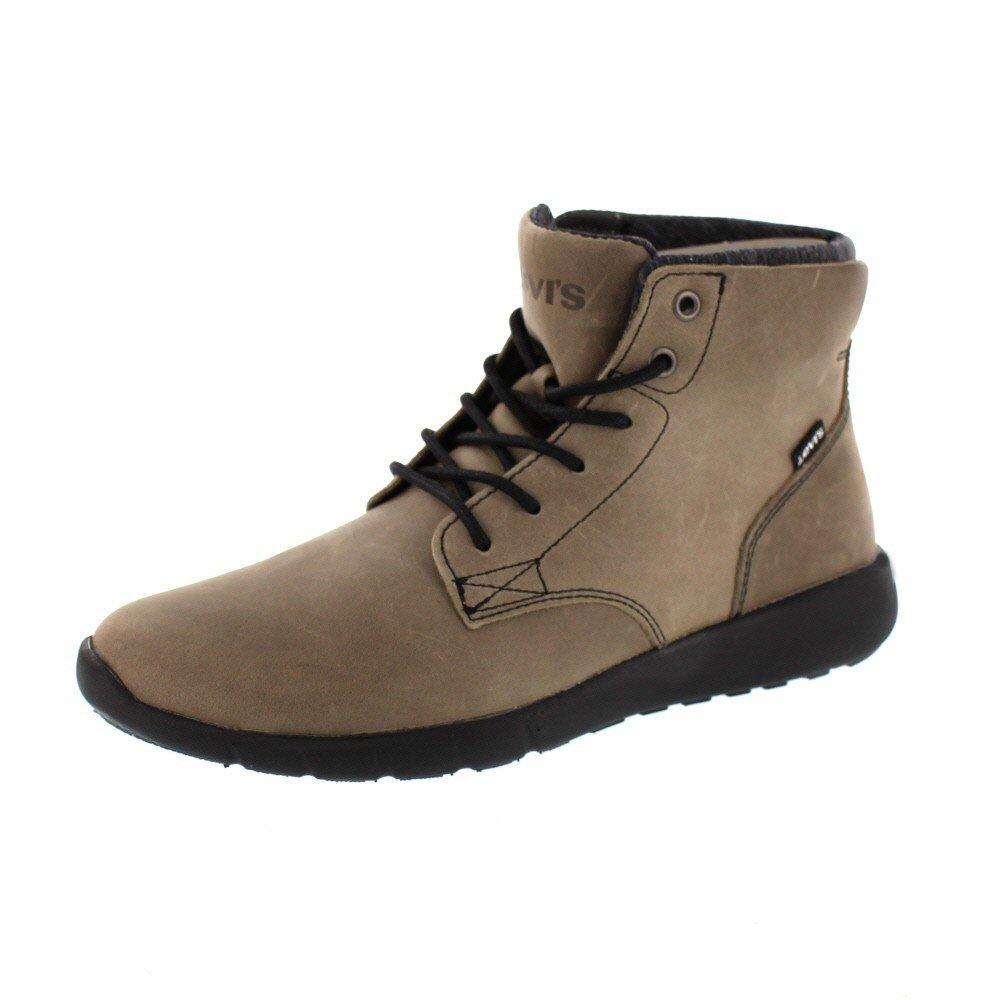 Levis Carbon, Zapatillas Altas para Hombre, Gris (Dull Grey), 45 EU: Amazon.es: Zapatos y complementos