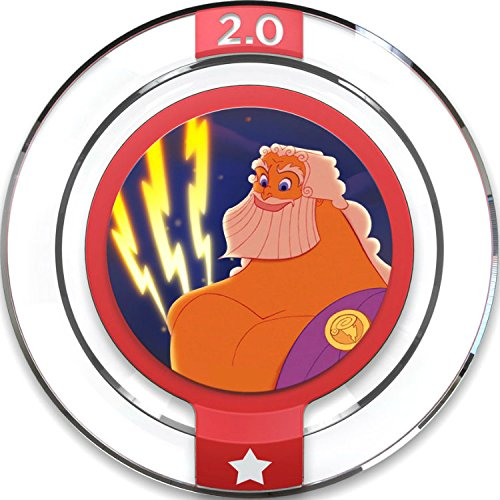 Disney Infinity 2.0 Disney Originals Power Disc - Zeus' Thunderbolts