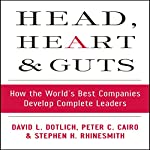 Head, Heart and Guts: How the World's Best Companies Develop Complete Leaders | David L. Dotlich,Peter C. Cairo,Stephen H. Rhinesmith