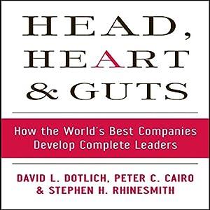 Head, Heart and Guts Audiobook