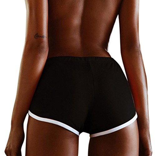 G&Kshop Sport Shorts,Women Summer Stretch Run Shorts Sexy Clubwear Mini Hot Pants