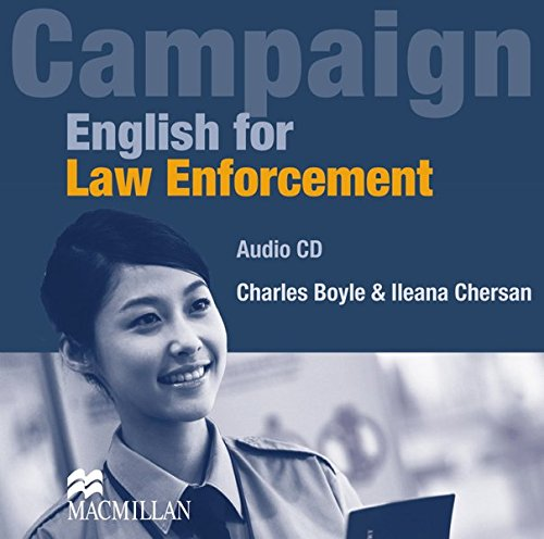 campaign-english-for-law-enforcement-2-audio-cds