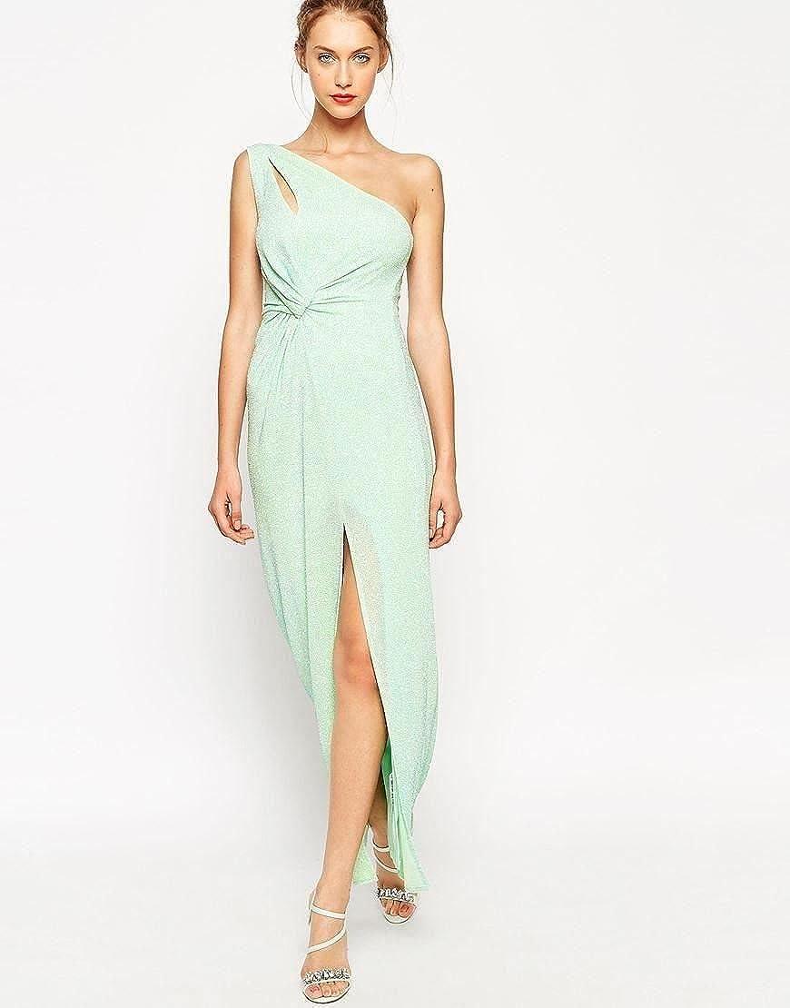 ASOS - Vestido - para mujer verde verde menta 8: Amazon.es: Ropa y accesorios