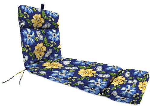 Jordan Manufacturing Universal Chaise Cushion in Janice Roya