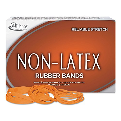 (ALL37336 - Alliance Non-Latex Rubber Bands, 33)