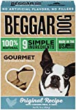 Beggar Dog 085852391568 The Original Biscuits-All Natural Heart Shaped Baked Treats Dry Pet Food, One Size For Sale