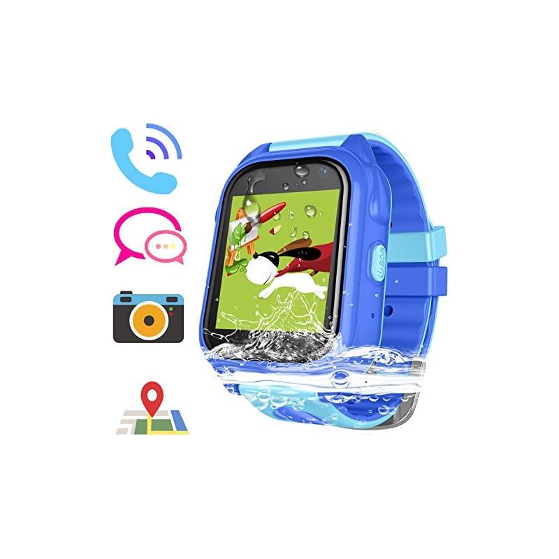 Kids Smart Watch for Girls Boys - IP67 W