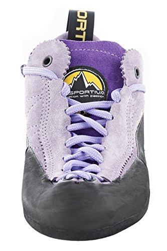 La Sportiva Mythos Climbing Shoes Men lilac Größe 40,5 2016 Kletterschuhe