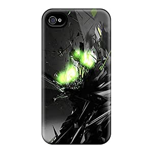 Defender Case For Iphone 4/4s, Kryptonite Pattern