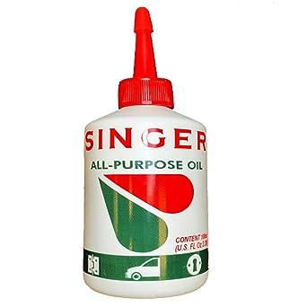 Aceite Singer original para maquina de coser armas bicicletas ...