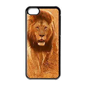 Lion for Iphone 5C Phone Case QWE388049