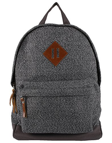 Anekaant Basic Canvas Backpack