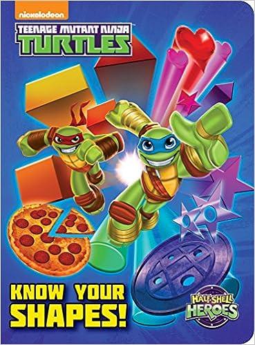 Know Your Shapes! Teenage Mutant Ninja Turtles: Half-Shell ...