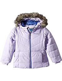 Eve//Soft Violet XX-Small Little Kids//Big Kids Columbia Kids Girls Katelyn Crest/¿ Jacket