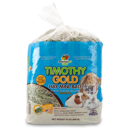 - American Pet Diner 140 Timothy Gold Hay, 24 Oz