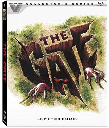 The Gate [Blu-ray] (Monsters Inc And Monsters University Blu Ray)