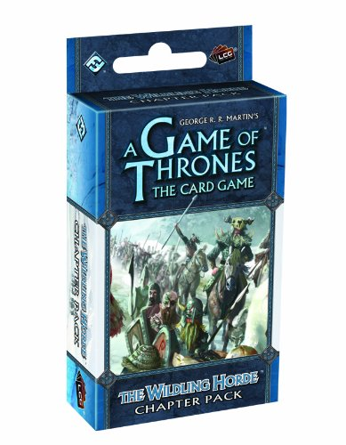 A Game of Thrones: The Card Game - The Wildling Horde Chapter Pack (Revised)
