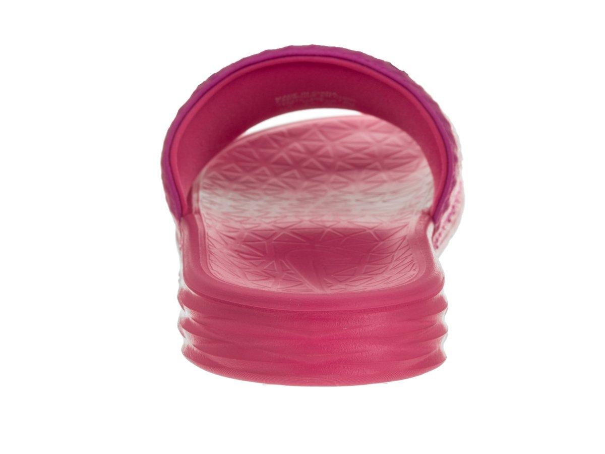 NIKE Women's Benassi Solarsoft Slide Sandal Pink/Prism B01F47BFMK 9 B(M) US|Fire Pink/Prism Sandal Pink 9d4eb0