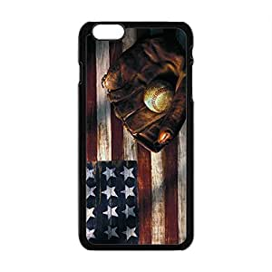 Generic Baseball Theme Famous Quote Case for Iphone 6/6s Plus 5.5 Inch