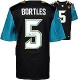 Blake Bortles Jacksonville Jaguars Autographed Nike Elite Black Jersey - Fanatics Authentic Certified