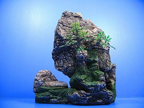 Mountain View Aquarium Ornament tree - Rock Cave stone
