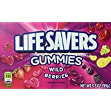 LifeSavers Gummies, Wild Berries, 3.5-Ounce Boxes (Pack of 12)
