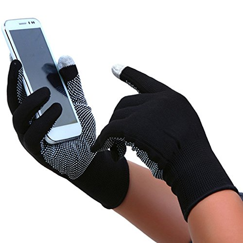Summer Phone TouchScreen Gloves Sun UV Protection Breathable Driving Gloves Anti-skid Full Finger Short Gloves Sun Block Cycling Glove for Outdoor Motorcycle Camping GYM Fitness Workout Women Men