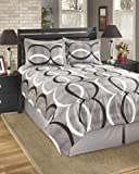 Best Signature Design by Ashley Beddings - Signature Design by Ashley Primo Bedding Set, Queen Review