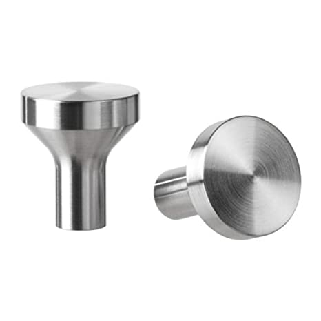 Amazon.com: IKEA 903.384.22 - Pomo de acero inoxidable para ...