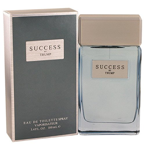 Success By Donald Trump Edt Spray 3.4 Oz (Ginger Juniper Eau De Toilette)
